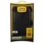 Otterbox LG G2 Defender Series Case - (Black/Black) - 77-33931