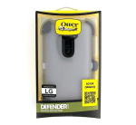 Otterbox - Defender Case With Belt Clip and Built Screen Protector for LG G2 (Verizon ONLY) - Glacier
