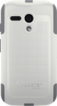 OtterBox Commuter Case for Motorola Moto G (1st Gen) GLACIER (WHITE/GUNMETAL GREY)