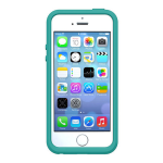 OtterBox Symmetry Case for Apple iPhone 5/5S/SE (Teal Rose)