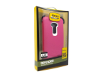 Otterbox Defender Case for LG G Flex - Papaya White/Peony Pink