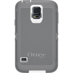 OtterBox Defender Case for Samsung Galaxy S5 - Glacier (White/Gunmetal Grey)