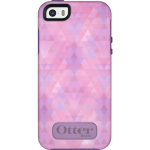 Otterbox Symmetry Case for Apple iPhone 5/5S/SE - Dreamy Pink  (ORCHID BOUQUET PINK/OPAL PURPLE/DREAMY PINK GRAPHIC)