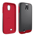 OtterBox Symmetry Case for Samsung Galaxy S4 - Cardinal Red