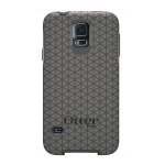 OtterBox Symmetry Case for Samsung Galaxy S5 - Triangle Gray (SLATE/SLATE GREY/TRIANGLE GREY GRAPHIC)