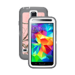 OtterBox Defender Case for Samsung Galaxy S5 - Max 5 Blaze