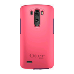 OtterBox Symmetry Case for LG G3 - Crushed Damson (BLAZE PINK/DAMSON PURPLE)