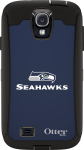 OtterBox Defender Case for Samsung Galaxy S4 - NFL Seattle Seahawks