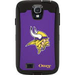 OtterBox Defender Case for Samsung Galaxy S4 (NFL Minnesota Vikings)