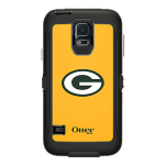 OtterBox Defender Case for Samsung Galaxy S5 - NFL Green Bay Packers