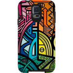 OtterBox Symmetry Case for Samsung Galaxy S5 - Brazilian Pop by Nina Garcia