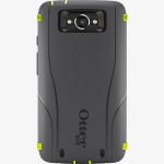 Otterbox Defender Case for Motorola Droid Turbo (1st gen) - Citron Kick (Grey/Green)