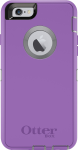 OtterBox Defender Case for Apple iPhone 6/6s - Plum Punch (Opal Purple / Gunmetal Gray)