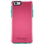 OtterBox Symmetry Case for Apple iPhone 6/6s - Teal Rose