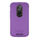 OtterBox Defender Case for Motorola Moto X (2nd Gen.) - Plum Punch