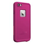 Lifeproof Fre Waterproof Case for Apple iPhone 6/6s - Power Pink (Light Rose/Dark Rose)