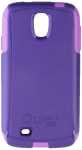 Otterbox Cell Phone Case for Galaxy S4 - Purple