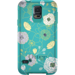 OtterBox Symmetry Case for Samsung Galaxy S5 - Eden Teal