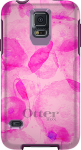 Otterbox SYMMETRY SERIES for Samsung Galaxy S5 - Poppy Petal Pink