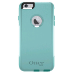 OtterBox Commuter Series Case for Apple iPhone 6 Plus/6s Plus - Aqua Sky (Aqua Blue/Light Teal)