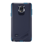OtterBox Commuter Case for Samsung Galaxy Note 4 - Ink Blue (Admiral Blue/ Deep Water)