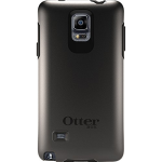 OtterBox Symmetry Case for Samsung Galaxy Note 4 - Black