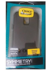 OtterBox Symmetry Case for Samsung Galaxy S5 Mini - Black
