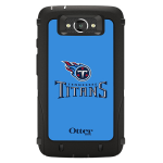 OtterBox Defender Case for Motorola Droid Turbo 1st gen. (NFL Tennessee Titans)