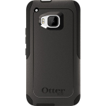 OtterBox Commuter Case for HTC One M9 (Black)
