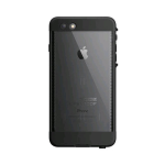 LifeProof Nuud WaterProof Case for Apple iPhone 6 Plus - Black