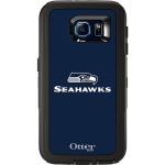 OtterBox Defender Case for Samsung Galaxy S6 (NFL Seattle Seahawks)