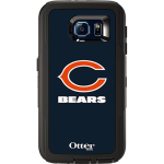 OtterBox Defender Case for Samsung Galaxy S6 (NFL Chicago Bears)