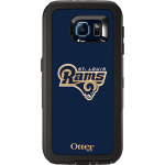OtterBox Defender Case for Samsung Galaxy S6 - NFL St. Louis Rams