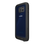 LifeProof FRE Waterproof Case for Samsung Galaxy S6 - Black/Black