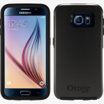 OtterBox Symmetry Case for Samsung Galaxy S6 - Black