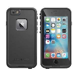 Lifeproof Fre Waterproof Case for Apple iPhone 6/6s - Black