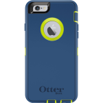 OtterBox Defender Case for Apple iPhone 6 Plus - Electric Indigo (CITRON/DEEP WATER)