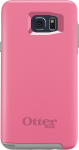 Otterbox Symmetry Case for Samsung Galaxy Note 5 - Pink Pebble (Hibiscus Pink/Sleet Grey)