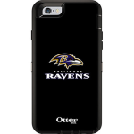 OtterBox Defender Case for Apple iPhone 6/6S - NFL Baltimore Ravens