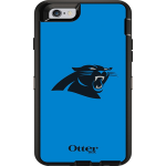 OtterBox Defender Case for Apple iPhone 6/6S - NFL Carolina Panthers