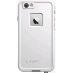 LifeProof Fre WaterProof Case for Apple iPhone 6/6s - Avalanche White