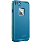 LifeProof Fre WaterProof Case for Apple iPhone 6 Plus/6s Plus - Banzai Blue