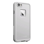 LifeProof Fre Waterproof Case for Apple iPhone 6s/6 - Avalanche (White/Gray)