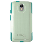 OtterBox Commuter Case for Motorola Droid Turbo 2 - Cool Melon (SAGE GREEN/LIGHT TEAL)