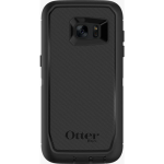OtterBox Defender Case for Samsung Galaxy S7 Edge (Fits S7 Edge only) - Black
