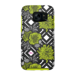 OtterBox Project Runway Symmetry Case for Samsung Galaxy S7 - Green Diamond