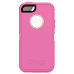 OtterBox Defender Case for Apple iPhone 5/5s/SE - Berries and Cream (SAND/HIBISCUS PINK)