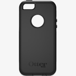 OtterBox Commuter Case for Apple iPhone 5/5s/SE - Black