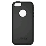 OtterBox Commuter Case for Apple iPhone SE/5s/5 - Black
