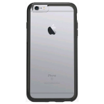 OtterBox Symmetry Case for Apple iPhone 6 Plus / 6s Plus - Black Crystal Clear